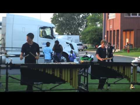 Cavaliers 2011 Front Ensemble | Movement 3 (Splits)