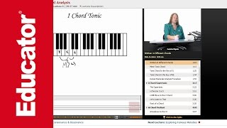 """Roman Numeral Analysis"" 
