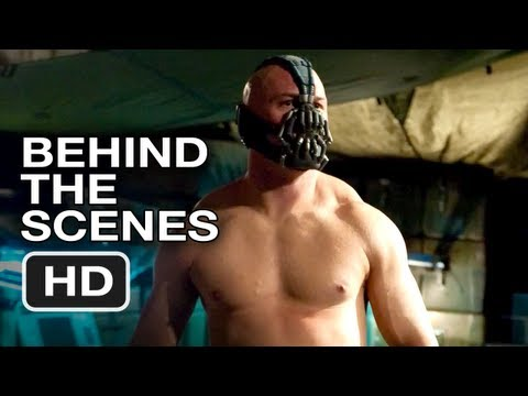 The Dark Knight Rises Extensive Behind the Scenes Featurette (2012) Batman Movie HD - YouTube