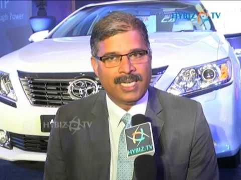 Shailesh Shetty - Toyota Kirloskar