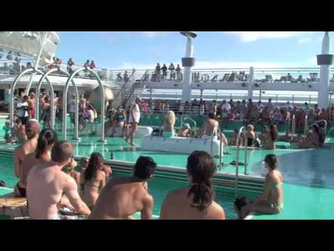An epic day at sea on the Norwegian Epic