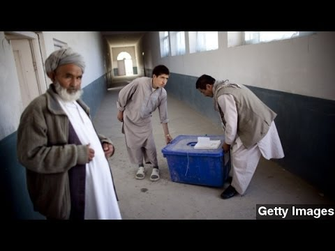 Early Afghan Election Results Come Amid Fraud Accusations