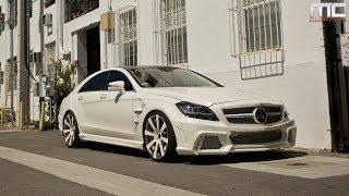 MC Customs Mercedes-Benz CLS63 · Savini Wheels · Wald