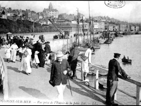 Boulogne sur mer dans les années 1800