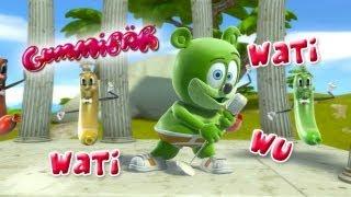 Смотреть или скачать клип Gummibar - Wati Wati Wu