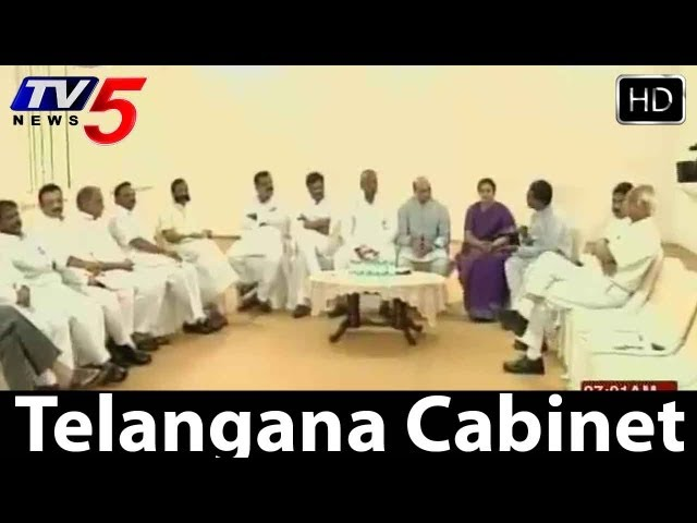 Telangana Cabinet note Dilemma   TV5