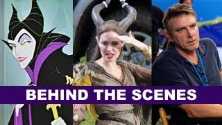 Maleficent 2014 Robert Stromberg Interview : Beyond The