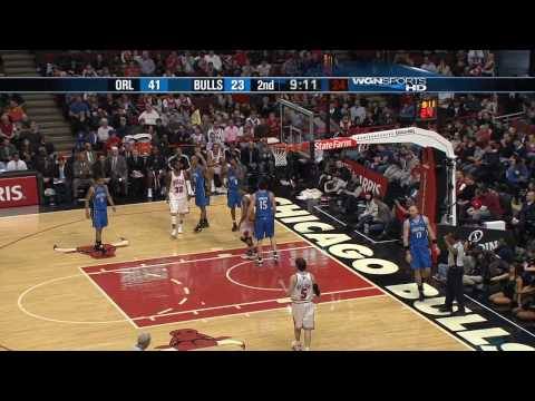 Derrick Rose Highlights vs Orlando Magic 12/31 720p