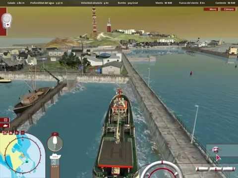 Ship Simulator : Maritime Search and Rescue , primer video