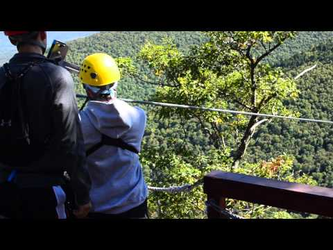 Ron's Zip Line Adventure