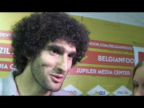 Marouane Fellaini - 'I Have Nothing To Prove To Anyone' - Following Reports Man United Will Sell Him