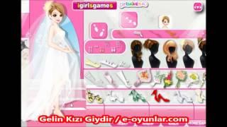 Gelin Kızı Giydir / E-oyunlar.com