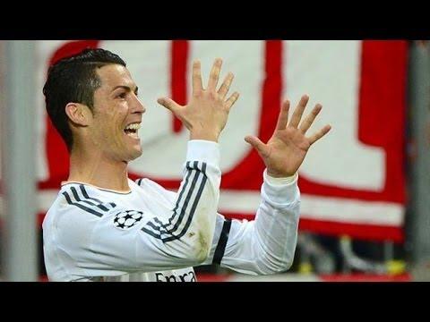 16 goles Cristiano Ronaldo | Nuevo record champions league 16 goles cristiano ronaldo