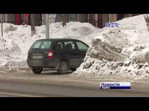 И все же: кто должен чистить Бердск от снежных завалов?