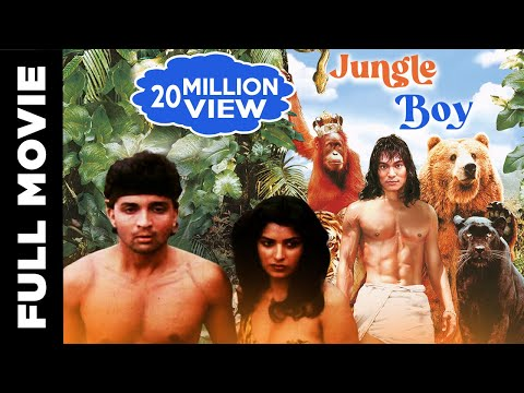 Jungle Boy│Full Movie│1998 Film