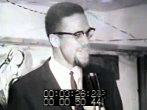 Malcolm X - The Global Power Structure is Changing