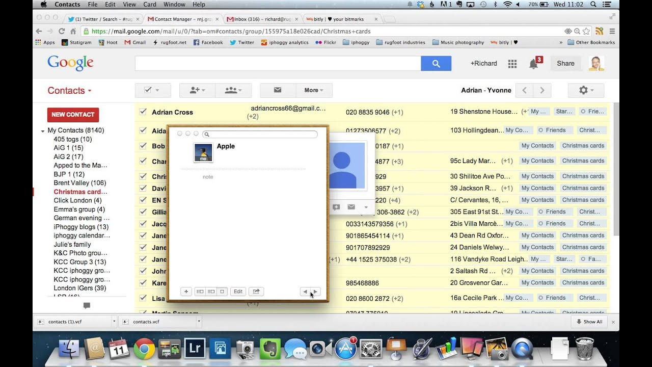 how to delete labels from gmail