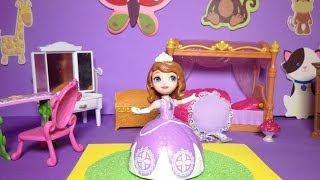 SOFIA THE FIRST Disney Junior Design A Sofia Bedroom A