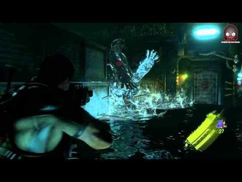Resident Evil 6 - Chris #EL FINAL MAS TRISTE DEL MUNDO en Español - GOTH