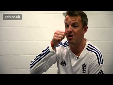 Ashes Cricket - Exclusive final interview as Graeme Swann retires