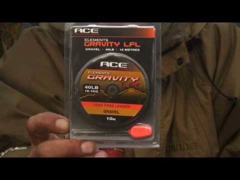 Mike Hamer talks ACE Gravity LFL carp fishing leader
