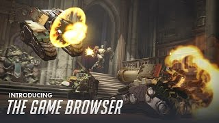 Overwatch - Game Browser Trailer