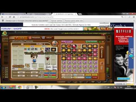 Bug darktank (Xp) Lv 60 em 10 minutos