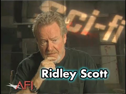 Ridley Scott On Creating A Convincing Universe