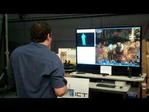 World of Warcraft с поддержкой Microsoft Kinect