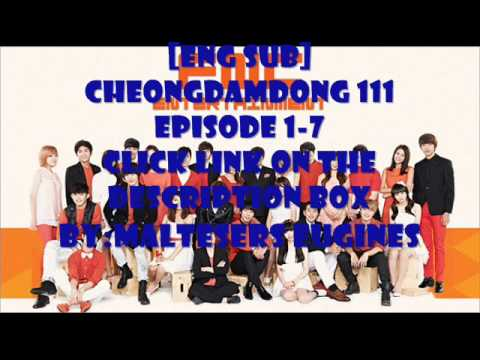 [ENG SUB] Cheongdamdong 111 EP. 1-7 - CNBLUE & FTISLAND  Parts Only
