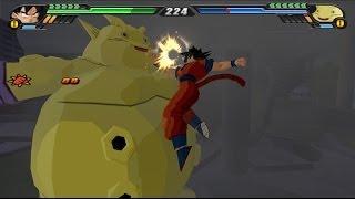 Goku Golden Great Ape And Super Saiyan 4 Transformations
