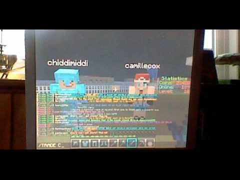 OverPoweredMC Prisons Episode 1 Viewing My Plot