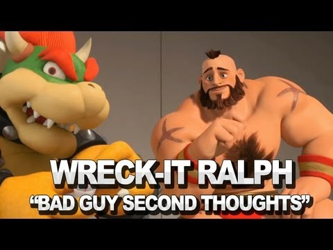 "Wreck-It Ralph: ""Bad Guy Second Thoughts"" Clip"