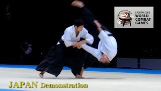 Aikido  -  SportAccord World Combat Games 2013