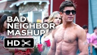 There Goes the Neighborhood! (2014) - Bad Neighbor Movie Mashup HD