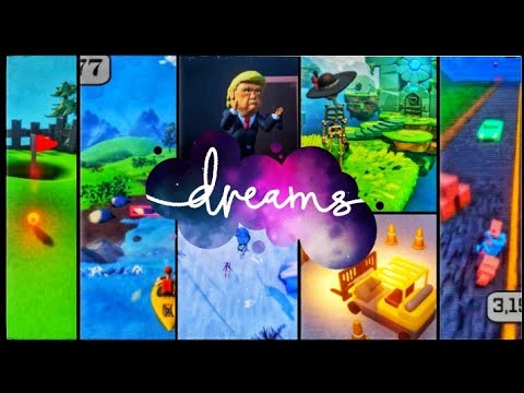 FUNNY (and sad) Moments in DREAMS PS4
