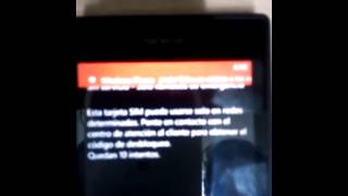 Nokia Lumia 520 Liberar