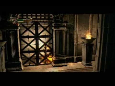 God of War 3 Into Blocked Room Glitch ###Mapmonkeys Presents###