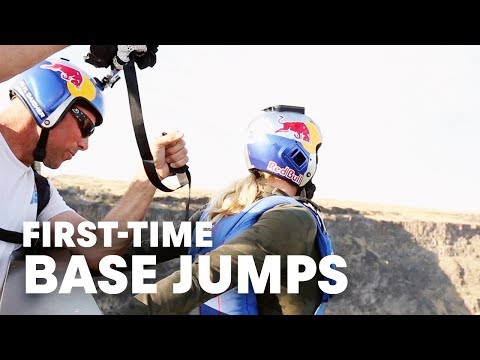 First BASE Jumps | Miles Above: S2E6