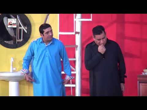 Zafri and Nasir Chinyoti Full Comedy vol.5