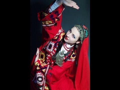 Nami turo shunidam - Tajik Kulobi pop dance by Apsara