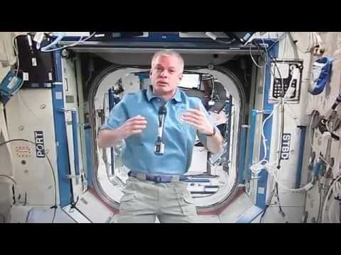 How to exercise in space: ISS Commander Steve Swanson answers