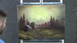 Paint With Kevin Hill Golden Sunrise