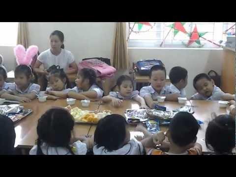 Lễ hội trăng rằm 2012 - Ca nhạc thiếu nhi Việt Nam - Trường tiểu học Nghĩa Tân