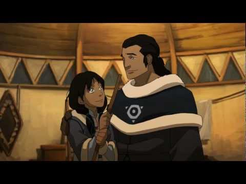 Legend Of Korra Trailer - Heart Of Courage