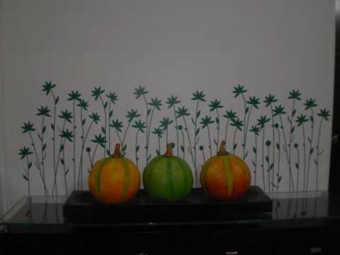 Decorar paredes en vinilo decoracion de paredes en - Vinilo para decorar ...
