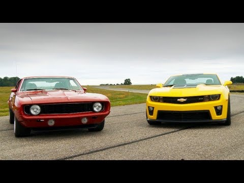 Lingenfelter Camaro Zl1 Tops 200 Mph Hot Rod Unlimited