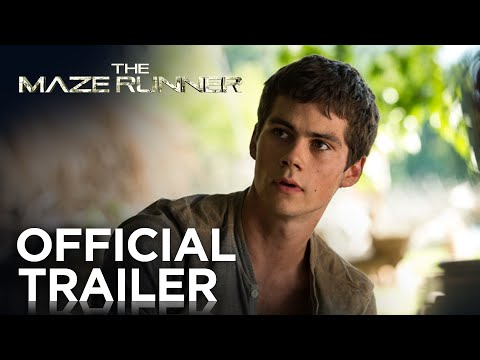 The Maze Runner | Official Trailer [HD] | 20th Century FOX