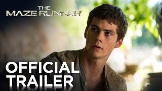 The Maze Runner Official Trailer [HD] 20th Century FOX