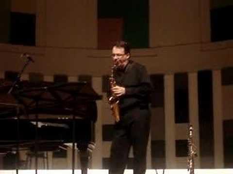 Johan van der Linden saxophone 2